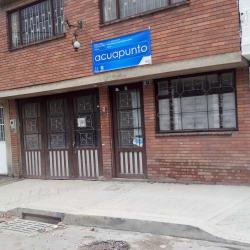 Acuapunto en Bogotá
