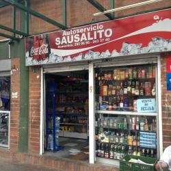 Autoservicio Sausalito en Bogotá