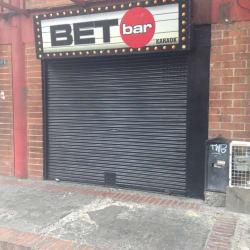 Bet Bar en Bogotá