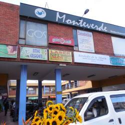 Centro Comercial Monte Verde en Bogotá
