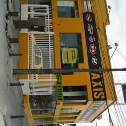 CorpoTaxis en Bogotá