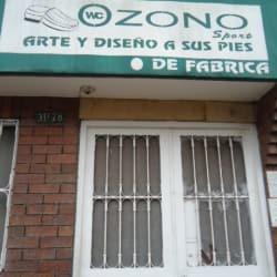 Calzado Ozono en Bogotá