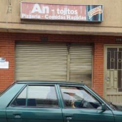 An-tojitos en Bogotá