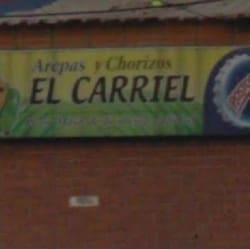Arepas y Chorizos El Carriel en Bogotá