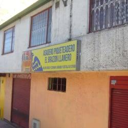 Asadero Piqueteadero El Brasón Llanero en Bogotá