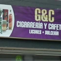 Cigarrería G & C en Bogotá
