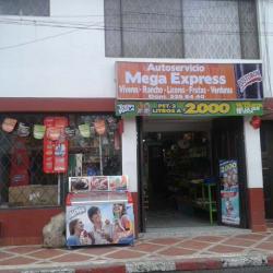 Autoservicio Mega Express en Bogotá