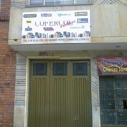 Cofercol Express en Bogotá