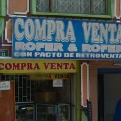 Compraventa Rofer y Rofer en Bogotá