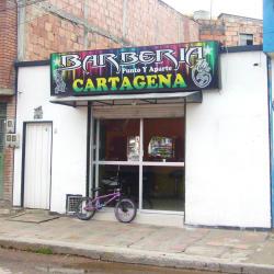 Barbería Punto y Aparte Cartagena en Bogotá