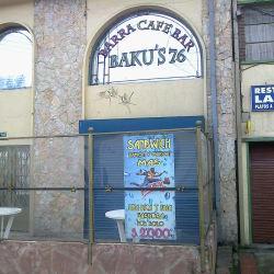 Barra Café Bar Baku's 76 en Bogotá