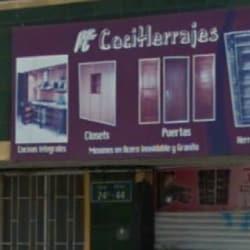 Cociherrajes en Bogotá