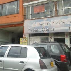 Cocinas Arte Moderno en Bogotá