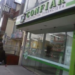 Confiar Cooperativa Financiera Calle 40 en Bogotá