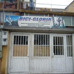 Bici Gloria en Bogotá
