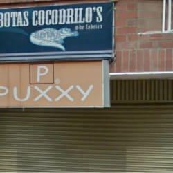 Botas Cocodrilos en Bogotá