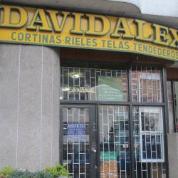 David Alex en Bogotá