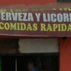 Cerveza y Licores Comidas Rápidas en Bogotá