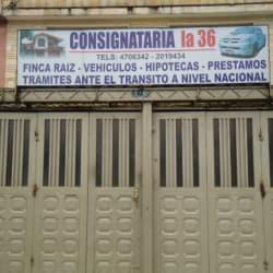 Consignataria La 36 en Bogotá