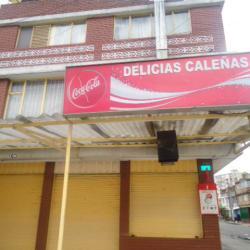 Delicias Caleñas en Bogotá