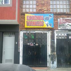 Cauchos  y Tornillos en Bogotá
