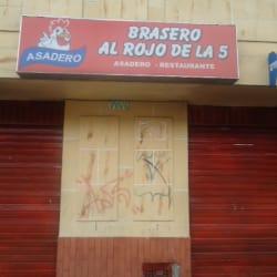 Brasero Al Rojo de La 5  en Bogotá