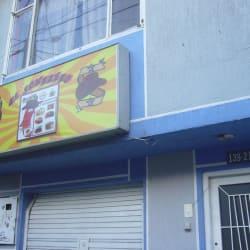 Comidas Rápidas El Sombrero en Bogotá