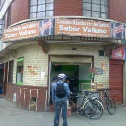 Comidas Rápidas Con Autentico Sabor Valluno en Bogotá