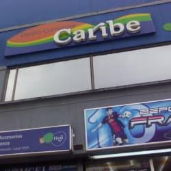 Centro Comercial Caribe en Bogotá