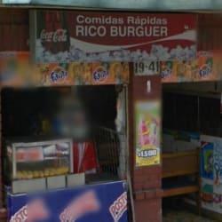 Comidas Rápidas Rico Burguer en Bogotá