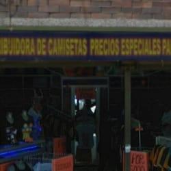 Distribuidora De Camisetas en Bogotá