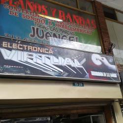 Electrónica Virtual en Bogotá