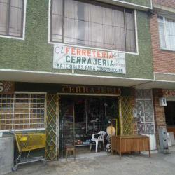 Ferretería Cerrajería Carrera 41A con 6 en Bogotá