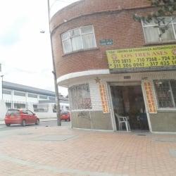 Centro de Enseñanza Automovilística Los 3 Ases en Bogotá