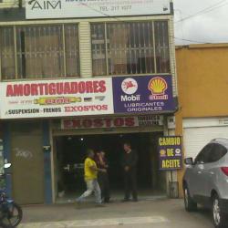 Frenos y Amortiguadores Piña en Bogotá