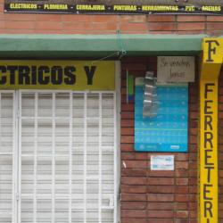 Ferreléctricos KVJ en Bogotá