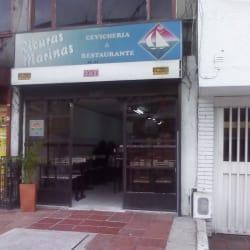 Cevichería & Restaurante Ricuras Marinas en Bogotá