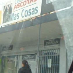 Clínica Veterinaria Mascotas y Más Cosas en Bogotá