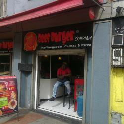 Beef Burguer Company en Bogotá