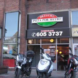 Deluchi Pizza Por Metro Chapinero en Bogotá