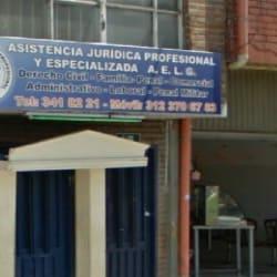 Asistencia Jurídica Profesional en Bogotá