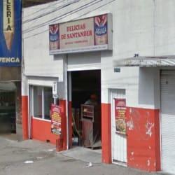 Delicias De Santander en Bogotá