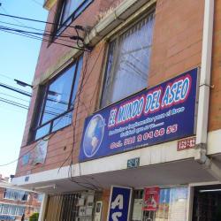 El Mundo Del Aseo en Bogotá