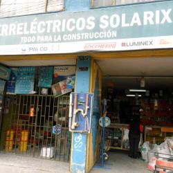 Ferreléctricos Solarix en Bogotá
