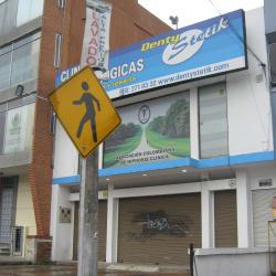 Clínica Odontológica DentyStetik en Bogotá