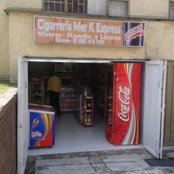 Cigarrería Mer K Express en Bogotá