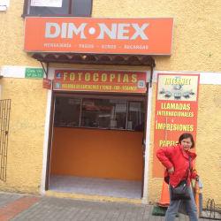 Dimonex Calle 156 en Bogotá