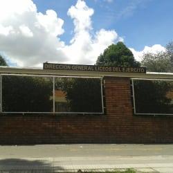Liceos del Ejército  en Bogotá