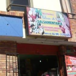 Distribuidora El Palmas De Villas Salsamenteria  en Bogotá