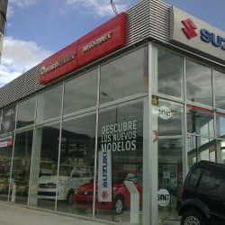 Dercocenter Auto Mart en Bogotá
